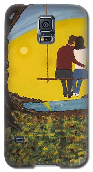 Sweet Whispers Galaxy S5 Case
