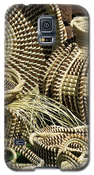 Sweetgrass Baskets - D002362 Galaxy S5 Case