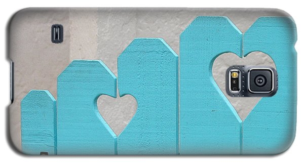 Sweetheart Gate Galaxy S5 Case by Art Block Collections