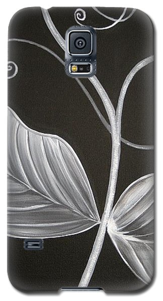 Sweetpea Vine Galaxy S5 Case
