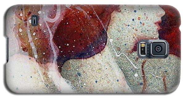 Swept In A Bubbly Dream Galaxy S5 Case