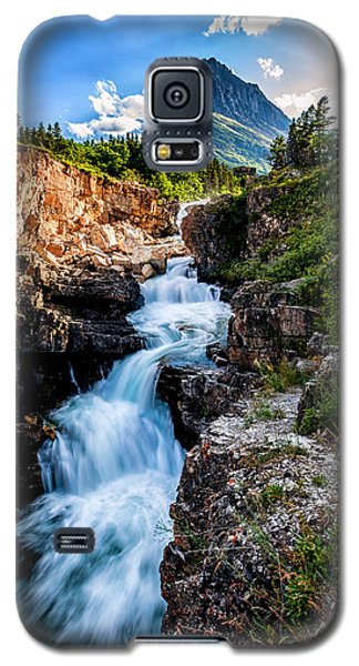Swiftcurrent Falls Galaxy S5 Case