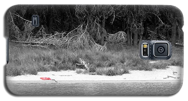 Galaxy S5 Case featuring the photograph Swim For It by Erica Hanel