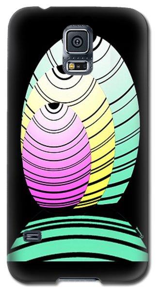 Swim Swim  Galaxy S5 Case by Christine Fournier
