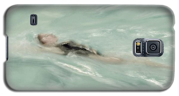 Swimmer Galaxy S5 Case