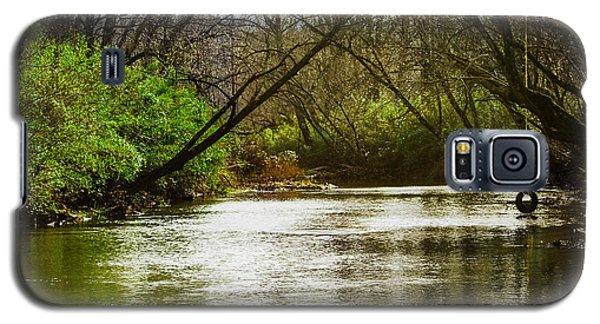 Swimming Hole 2 Galaxy S5 Case