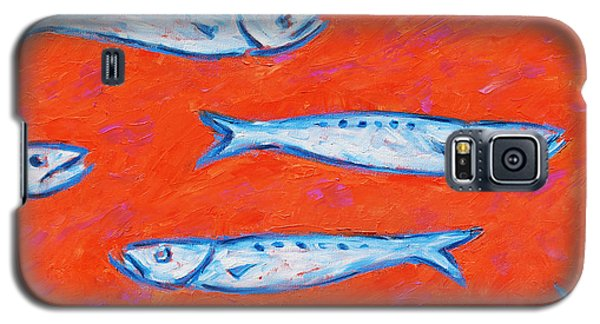 Swimming Upstream Galaxy S5 Case