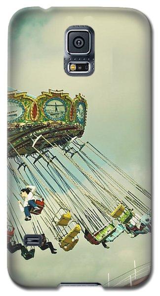 Swingin' - Santa Cruz Boardwalk Galaxy S5 Case