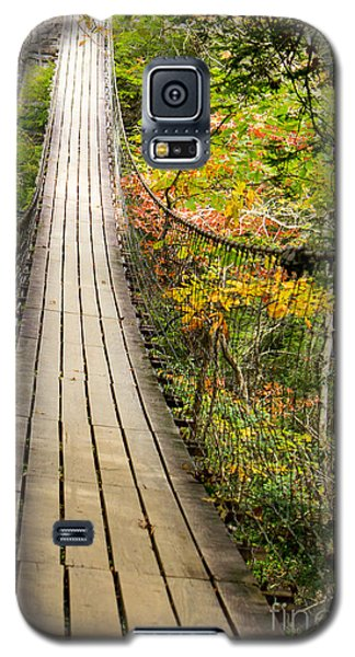 Swinging Bridge Galaxy S5 Case