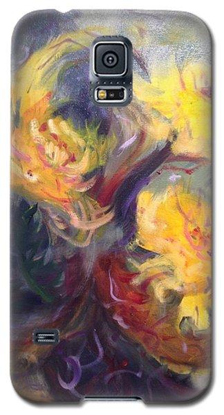 Swirling In Sun Galaxy S5 Case