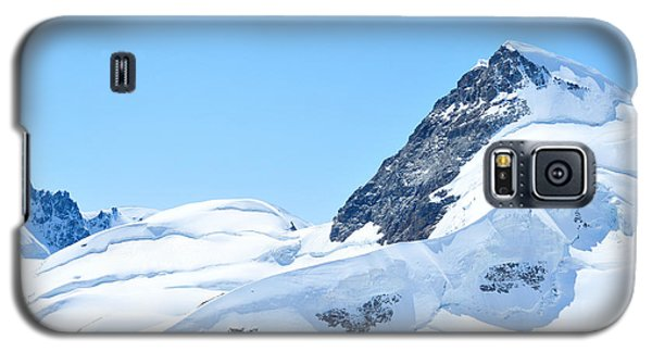 Galaxy S5 Case featuring the photograph Swiss Alps by Joe  Ng