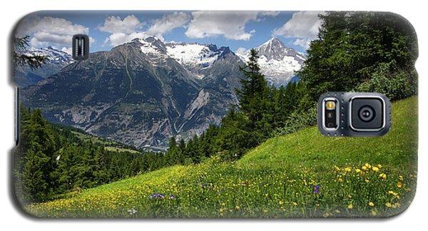 Switzerland Bietschhorn Galaxy S5 Case