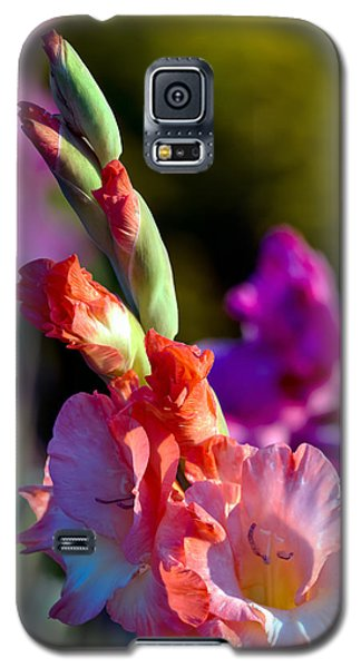 Sword Lily 3 Galaxy S5 Case