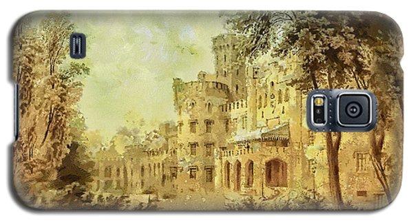 Sybillas Palace Galaxy S5 Case by Mo T