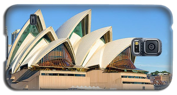Sydney Opera House And Sydney Harbour Galaxy S5 Case