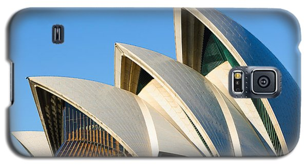 Sydney Opera House Roof Galaxy S5 Case