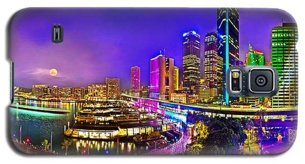 Sydney Vivid Festival Galaxy S5 Case
