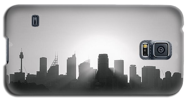 Sydney's Evening B/w Galaxy S5 Case
