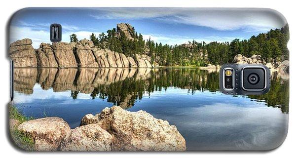 Sylvan Lake Reflections 2 Galaxy S5 Case