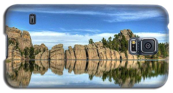 Sylvan Lake Reflections Galaxy S5 Case