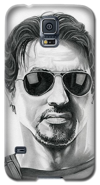 Sylvester Stallone - The Expendables Galaxy S5 Case