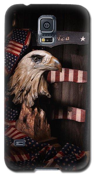 Symbol Of America Still Life Galaxy S5 Case