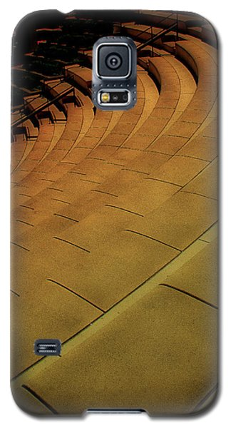 Symmetry Seating Galaxy S5 Case by Joseph Hollingsworth