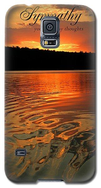 Sympathy Card Galaxy S5 Case