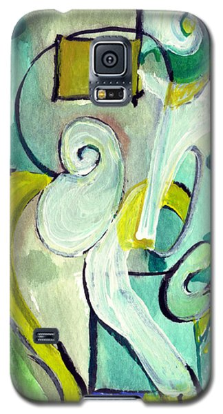 Symphony In Green Galaxy S5 Case by Stephen Lucas