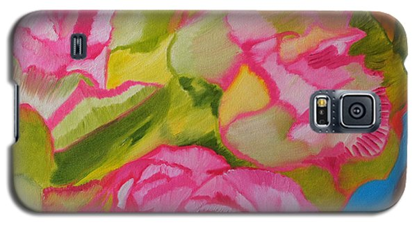 Symphony Of Roses Galaxy S5 Case by Meryl Goudey