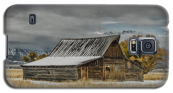 T. A. Moulton's Barn Galaxy S5 Case