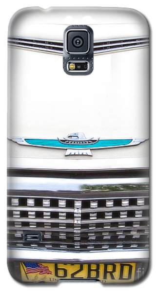 T-bird Hood Galaxy S5 Case by Jerry Fornarotto