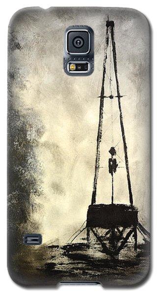 T. D. Galaxy S5 Case by Shawn Marlow