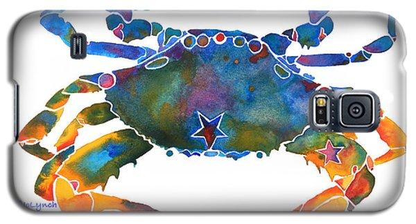 Color Me Crab E  Galaxy S5 Case