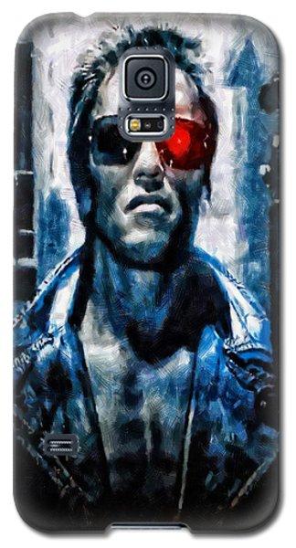 T800 Terminator Galaxy S5 Case
