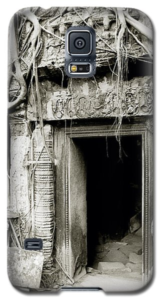 Ta Prohm Doorway Galaxy S5 Case