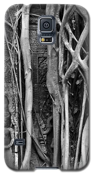 Ta Prohm Roots And Stone 09 Galaxy S5 Case
