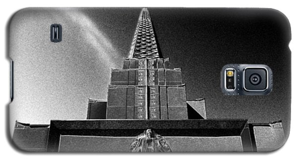 Galaxy S5 Case featuring the photograph Tabernacle Dream 2 by Samuel Sheats