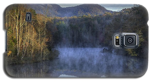 Table Rock Foggy Morning Galaxy S5 Case