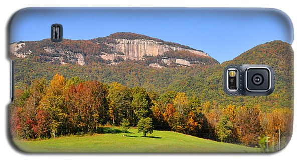 Table Rock In Autumn Galaxy S5 Case