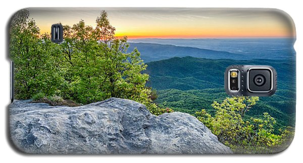 Table Rock Predawn Galaxy S5 Case