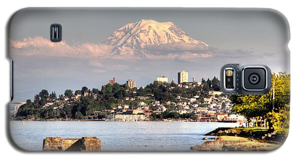 Tacoma City Skyline Galaxy S5 Case