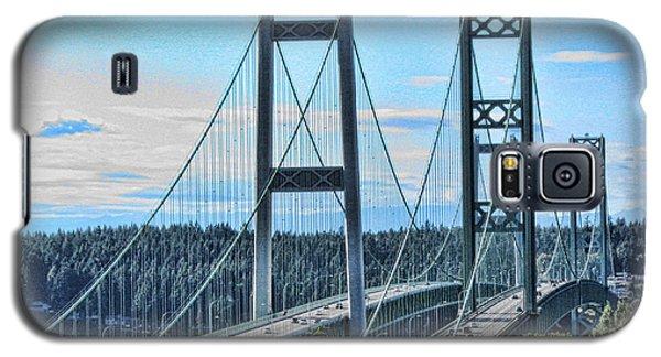 Tacoma Narrows Bridge 51 Galaxy S5 Case