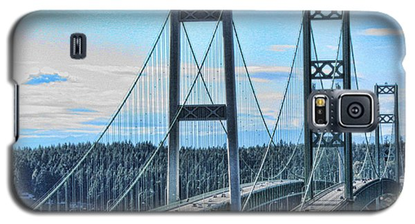 Tacoma Narrows Bridge 51 Galaxy S5 Case