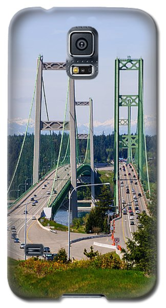 Tacoma Narrows Bridge Galaxy S5 Case