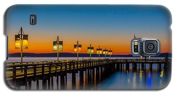 Tacoma Washington Galaxy S5 Case