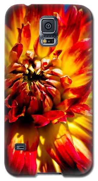 Galaxy S5 Case featuring the photograph Tahiti Sunrise by Joel Loftus