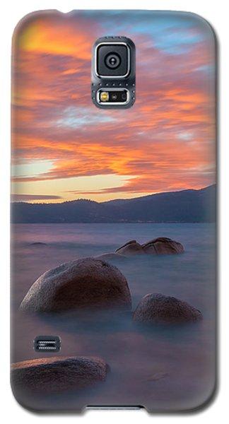 Tahoe Burning Galaxy S5 Case