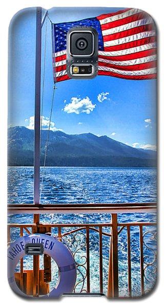 Tahoe Queen Lake Tahoe By Diana Sainz Galaxy S5 Case