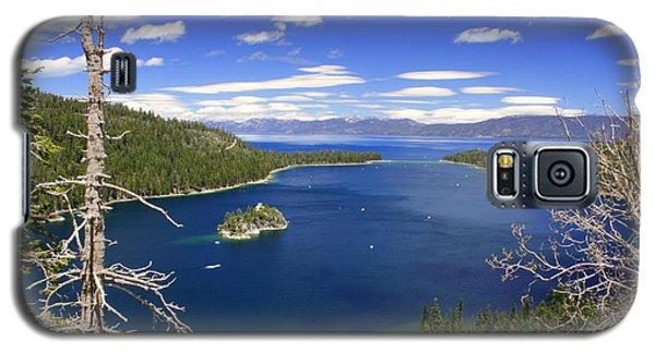 Tahoe's Emerald Bay Galaxy S5 Case